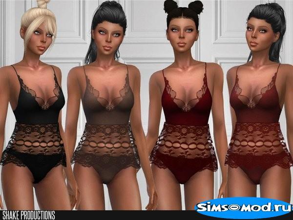 Dessous sims 4 Sims 4