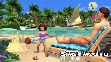 Sims 4 на Mac OS