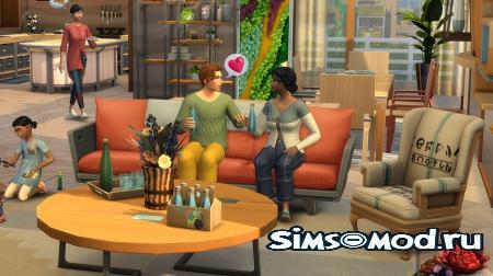 The Sims 4 Экологичная жизнь